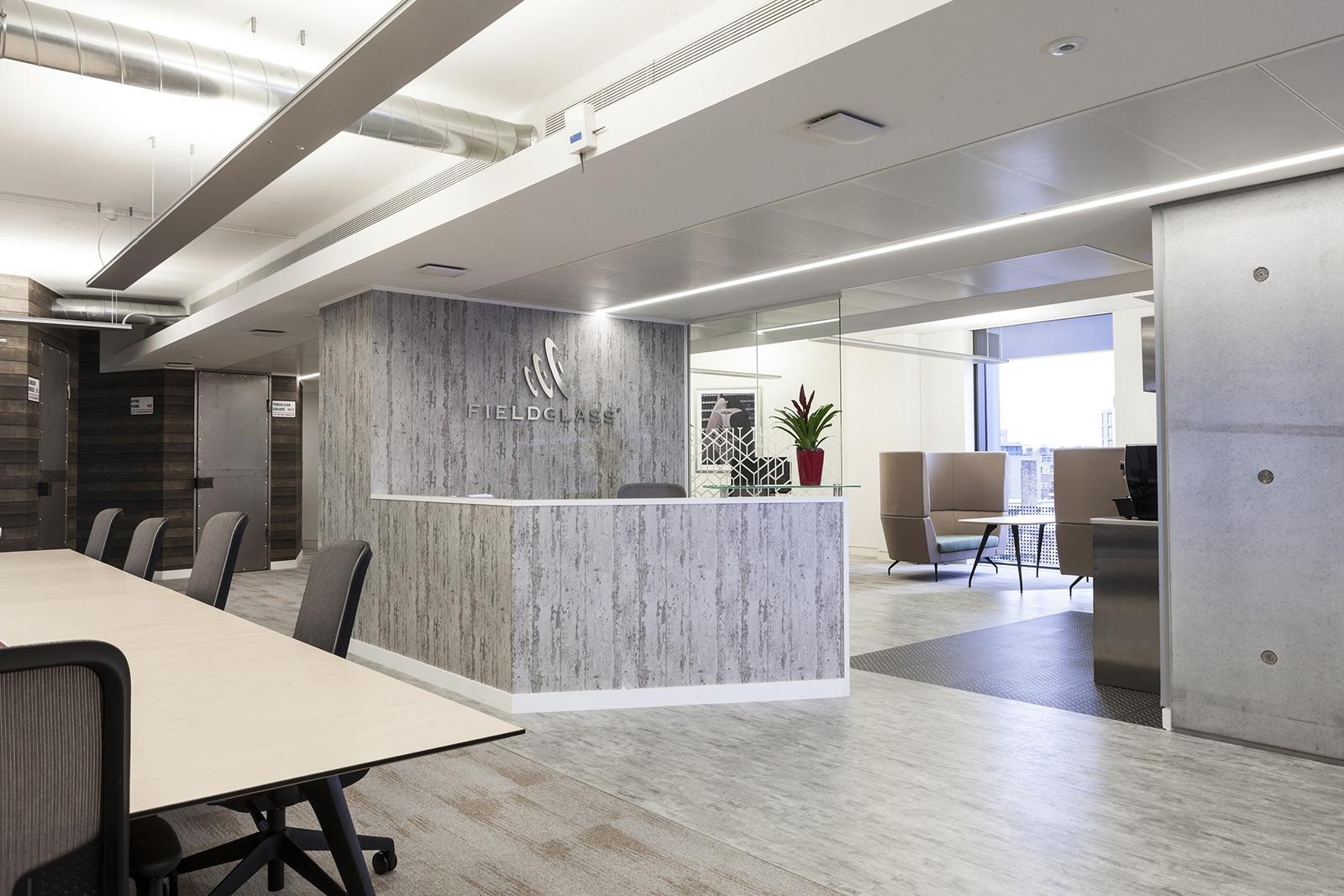 Take A Look At Fieldglass Elegant Office In London