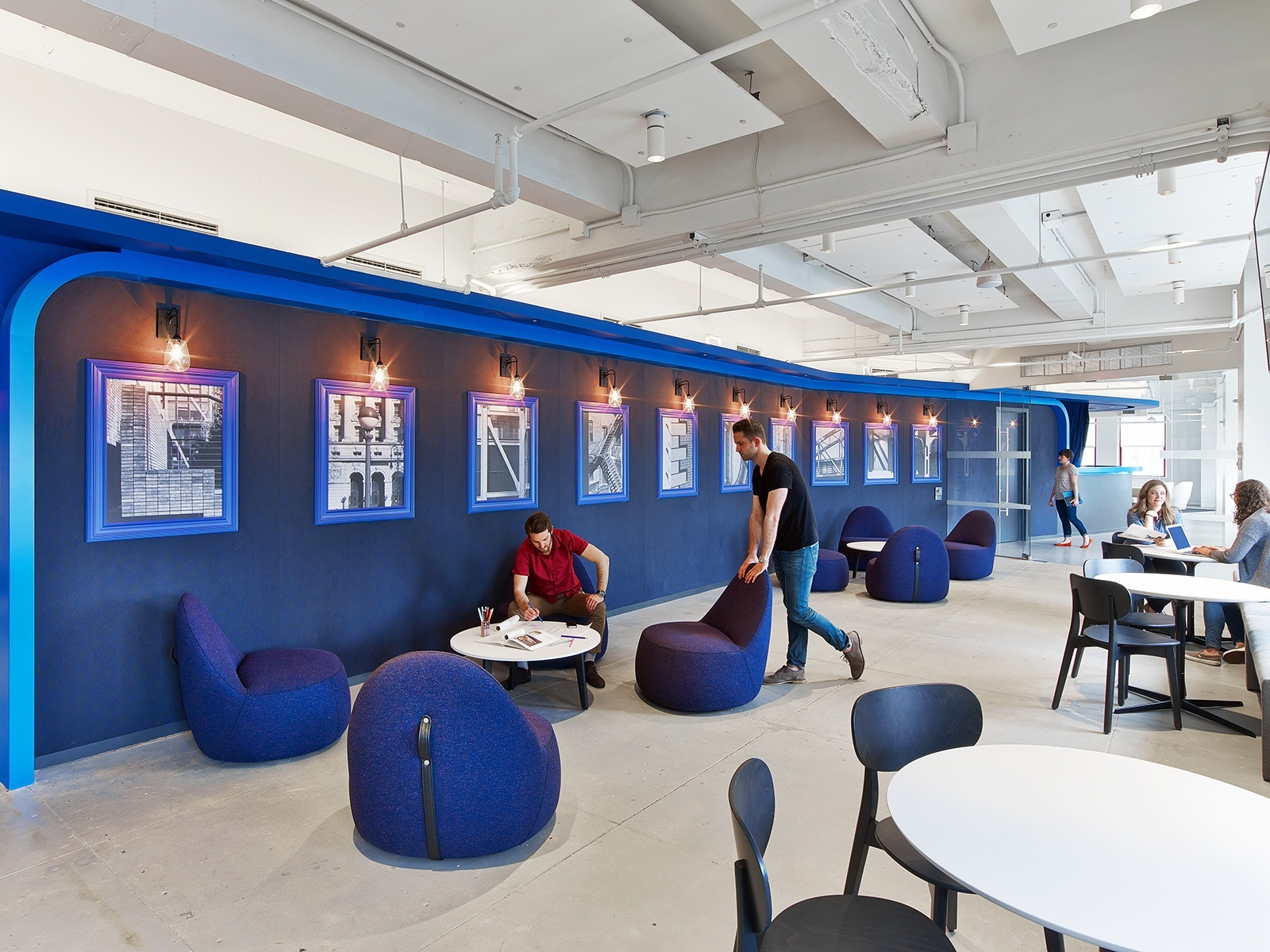 A Tour Of LinkedIns Beautiful New York City Office