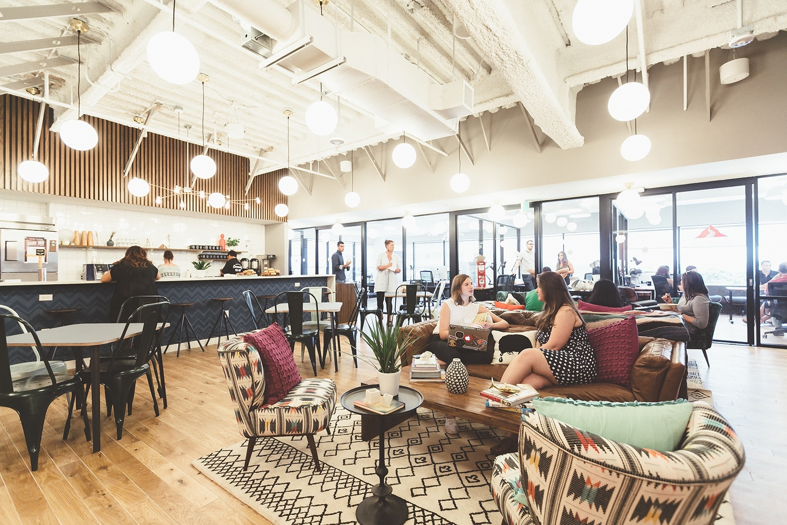 A Tour Of Wework S Cool Santa Monica Coworking Space
