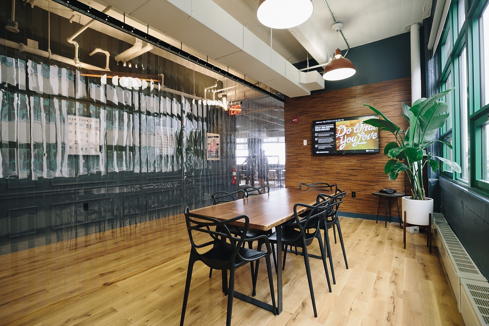An Exclusive Tour Of WeWork Dumbo Heights Officelovin