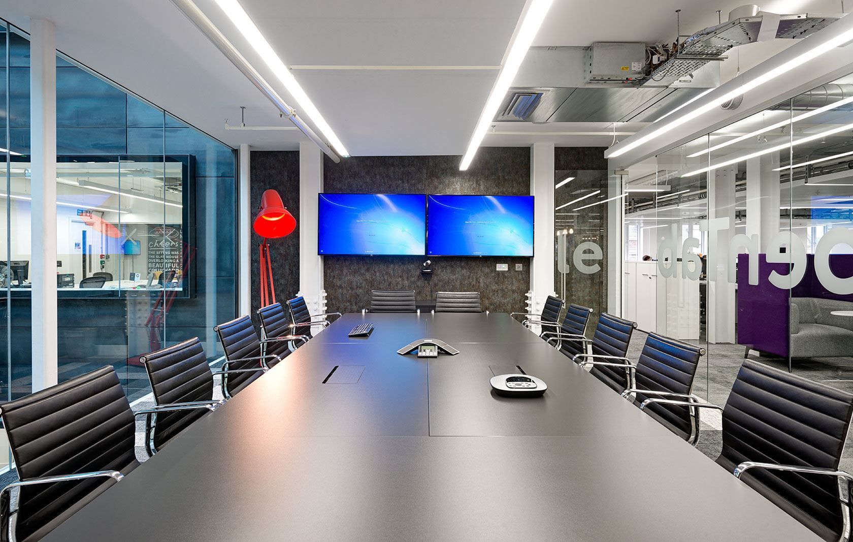 A Tour Of OpenTables New Beautiful London Office