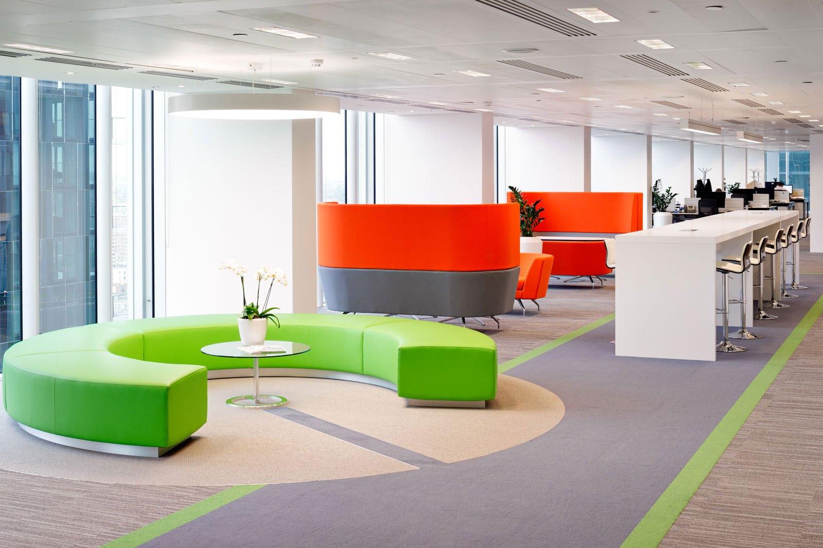 A Tour Of Demandwares Modern London Office Officelovin