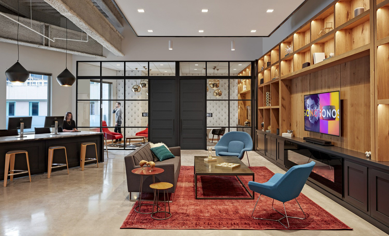 Inside Sonos New Super Cool Boston Office Officelovin