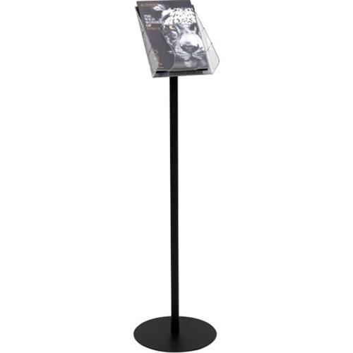 Brochure Holder A4 Portrait Floor Stand Officemax Nz