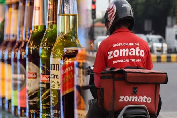 Does Zomato Deliver Alcohol