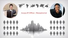 Avaya Receptionist