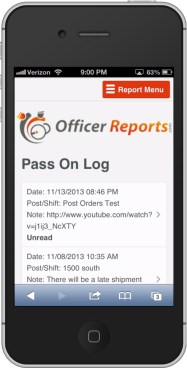 post-orders-pass-down-log