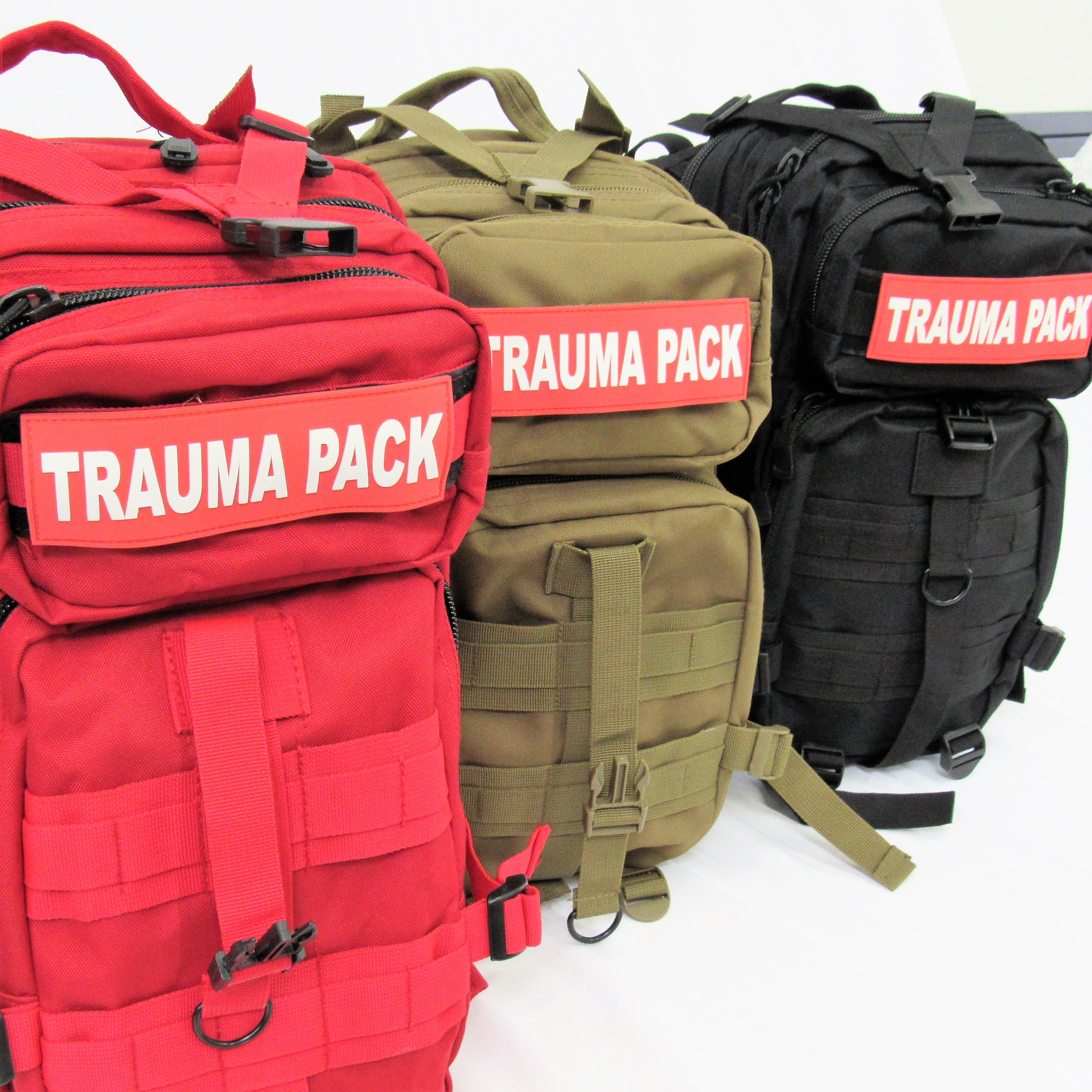 Officer Survival Packs Tactical Trauma Kits Active