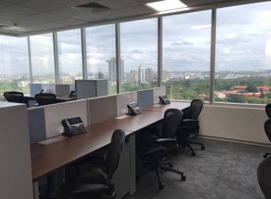 Office in Palace Road, Bangalore