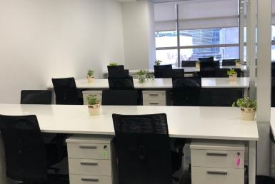 24,120 Sq Ft Serviced Office Space For Rent in Global Village
