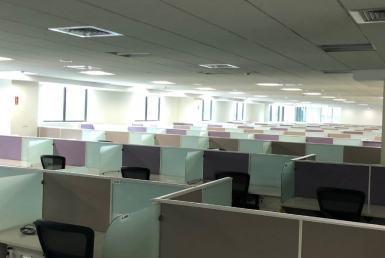 36,850 Sq Ft Furnished Office Space For Rent in Hebbal