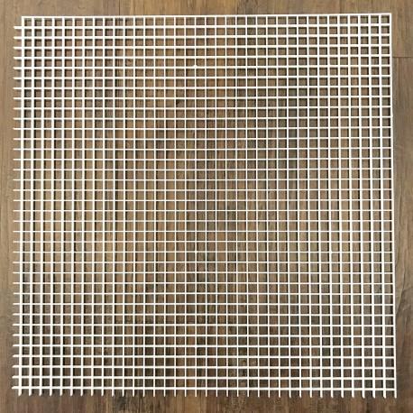 egg crate louvre mesh vent tile 600x600mm