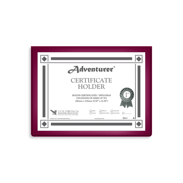 Gold Wings Frame Certificate Diploma Ch1 Assorted 9 5 X 12 5