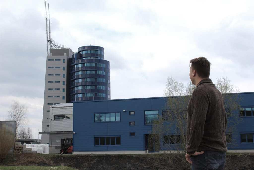 officeworx Gelände