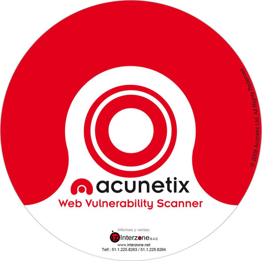 acunetix web security tool