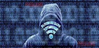 wifi wpa2 password