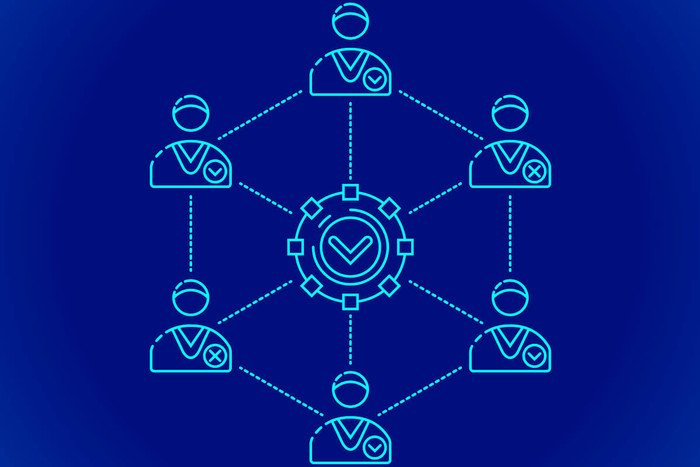 A consensus algorithm can be defined as the mechanism by which a blockchain network reaches consensus.