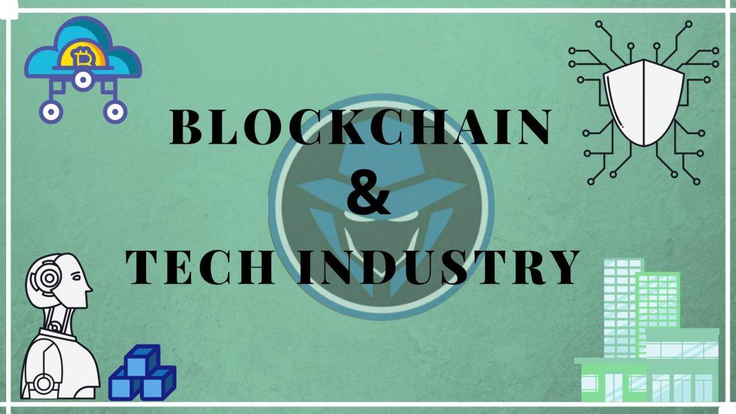 blockchain technology in tech industry