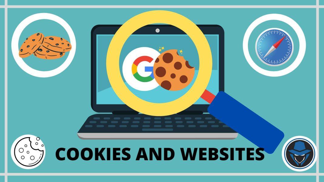 COOKIES AND WEBSITES