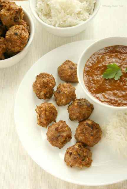 ButterChicken Meatballs