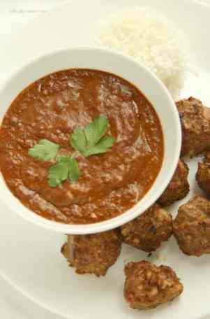 ButterChicken Meatballs D-2