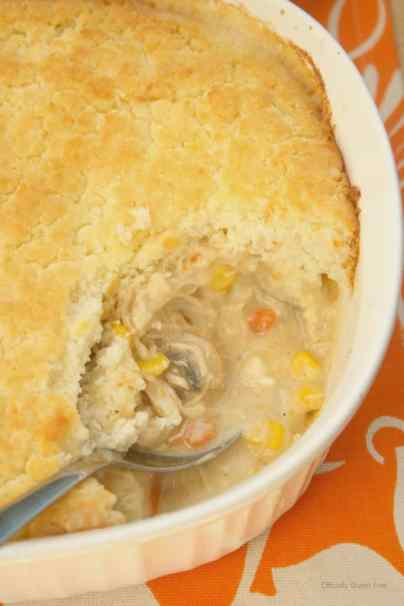 Turkey Pot Pie Gluten Free