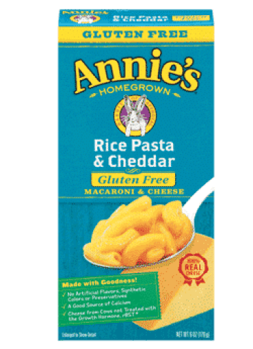 Annie's Gluten Free Mac and Cheese