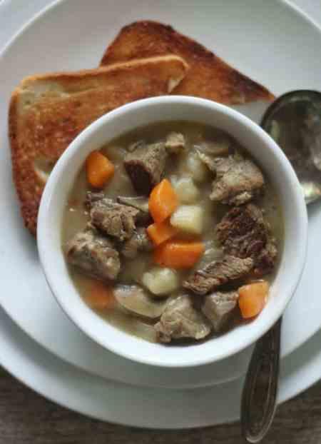 Gluten Free Beef Stew