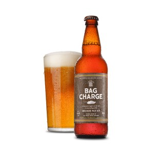 The Official Beer of The King's Royal Hussars - Bag Charge American Pale Ale (ABV 4.4%)
