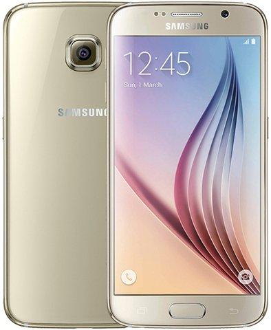 Samsung Galaxy S6 32GB Gold Unlocked Grade B