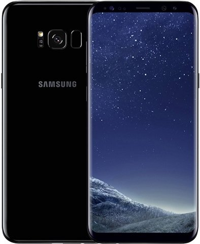 Samsung Galaxy S9 64GB Black Unlocked Grade C