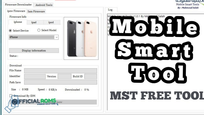 Mobile Smart Tool MST 1.0.1 Free Download
