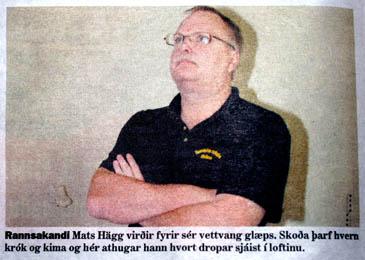 Mats Hägg - Dexter?