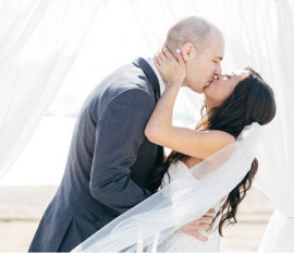 Pronouncement of Marriage: Officiant Eric