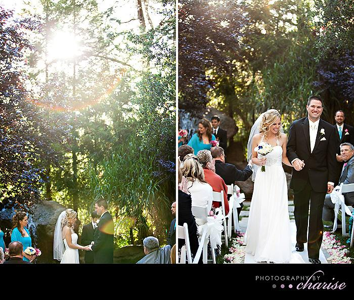 Calamigos Ranch Wedding: Calamigos Ranch Wedding Ceremony: Tricia + Zeb
