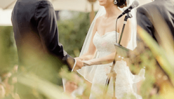 Blessing of the Marriage | Officiant Eric