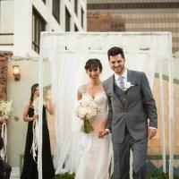 Oviatt Penthouse Wedding Cerem