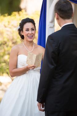 Wedding Ceremony Vow.Exchange Of Wedding Vows Officiant Eric