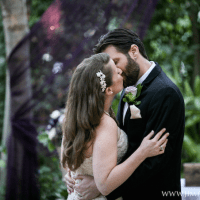 Hartley Botanica Wedding Ceremony: Kelly + Brendan