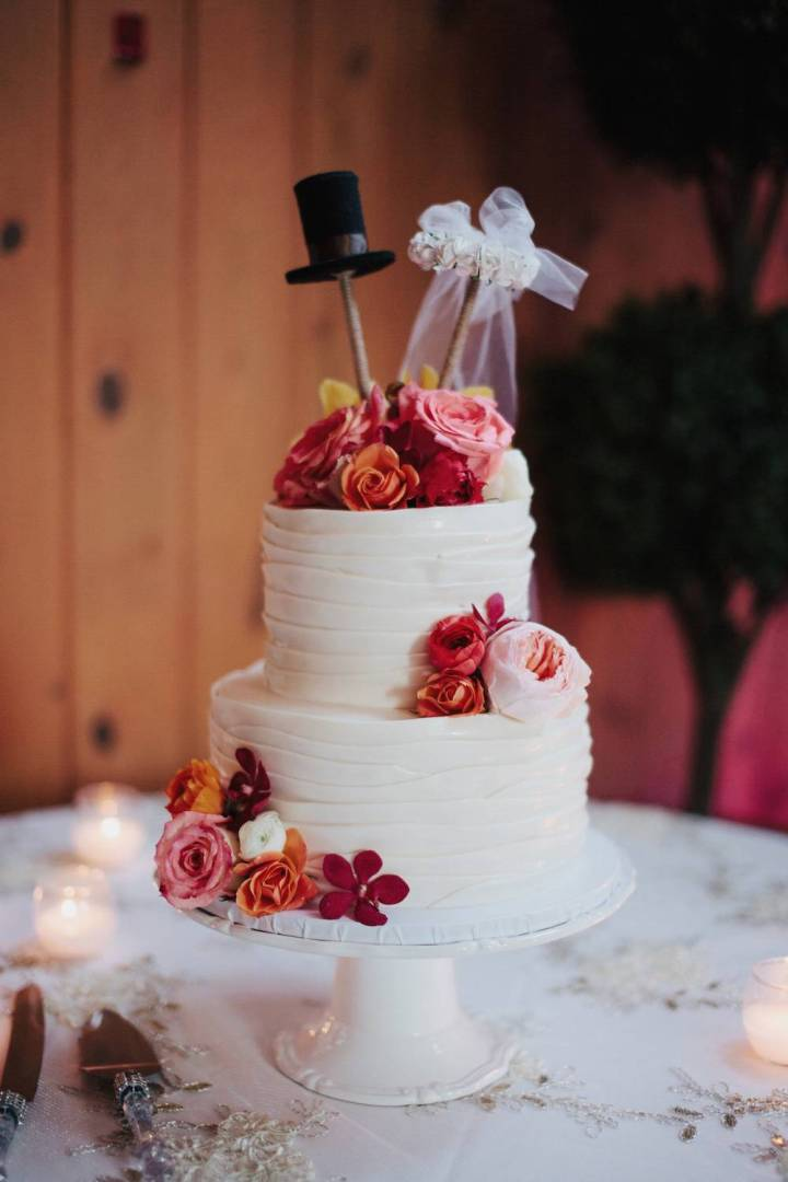 Calamigos Ranch Wedding Ceremony - Jennifer and Dan