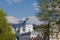 Palais Lumière et montagne @Ville d'Evian