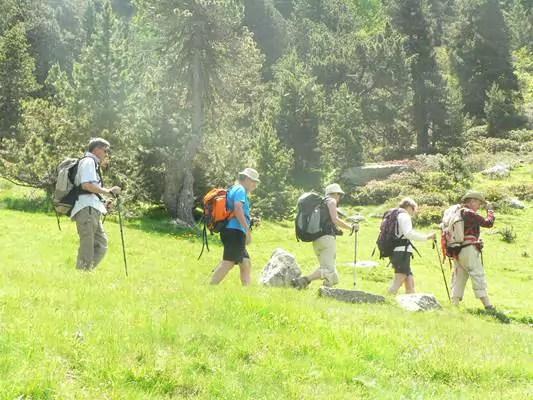 Ussatlesbains-montagnes-Tarascon-et-du-Vicdessus-Randonnée