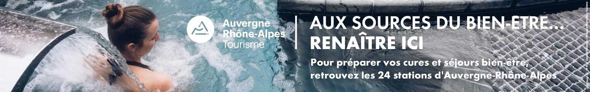 Auvergne Thermale - Aux sources du bien-être... Renaître ici