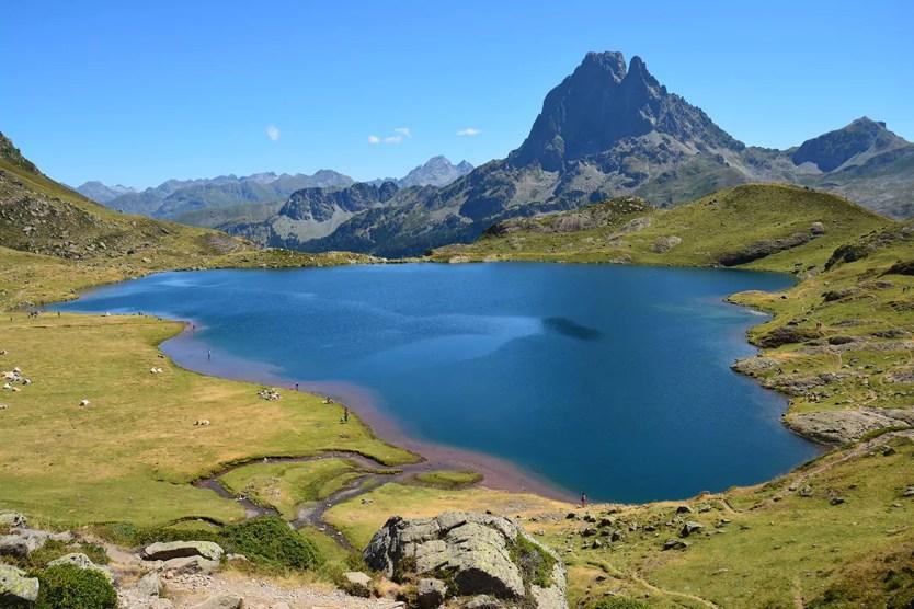 lac d'ayous; pyrénées; pic du midi; montagne; nature; france; montagnes