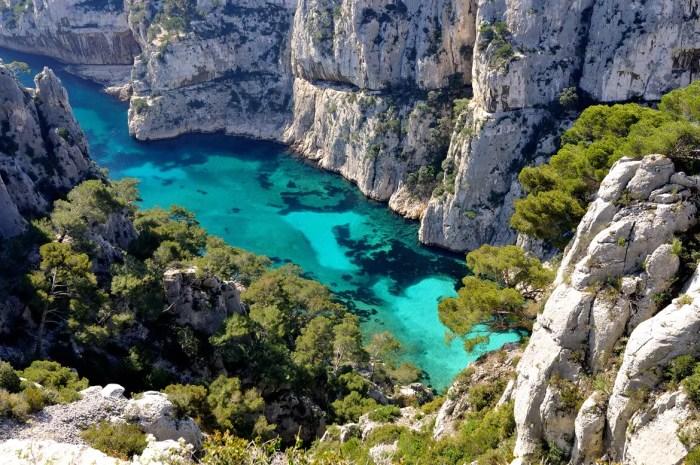 calanques, Marseille, tourisme, thermes