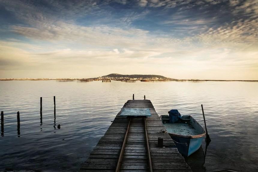 Lagune de Thau