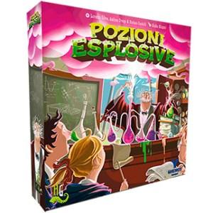 Pozioni esplosive seconda edizione