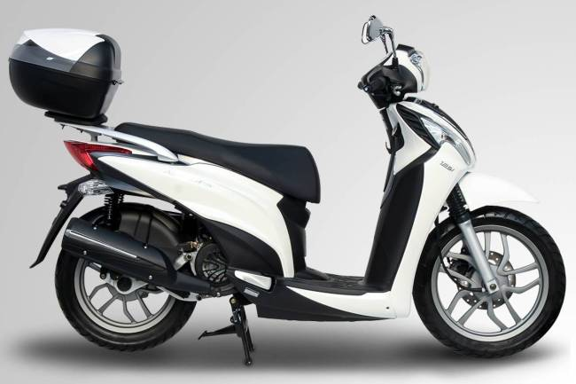 Scooter più venduti - Kymco People