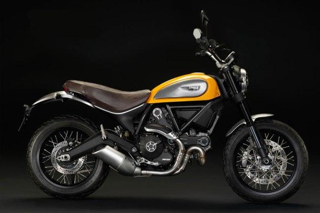 moto più vendute - Ducati Scramble 800