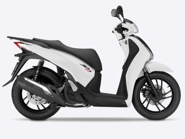 scooter più venduti - honda sh 125